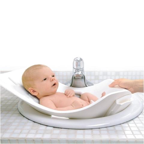 Baby Bathtub that Fits In Sink Puj Tub soft Foldable Infant Bath Tub Tar