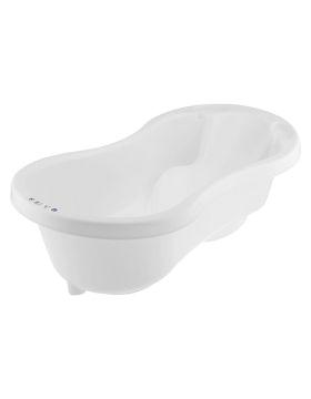 chicco baby bath tub white
