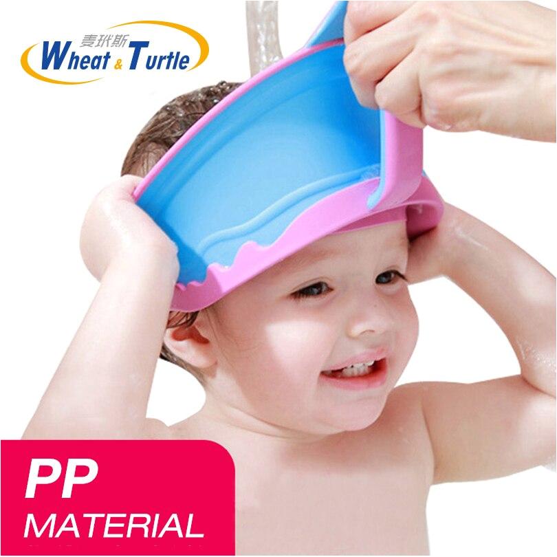 Baby Bathtub Visor ᑐhair Wash Shampoo ≧ Shield Shield Waterproof Splashguard
