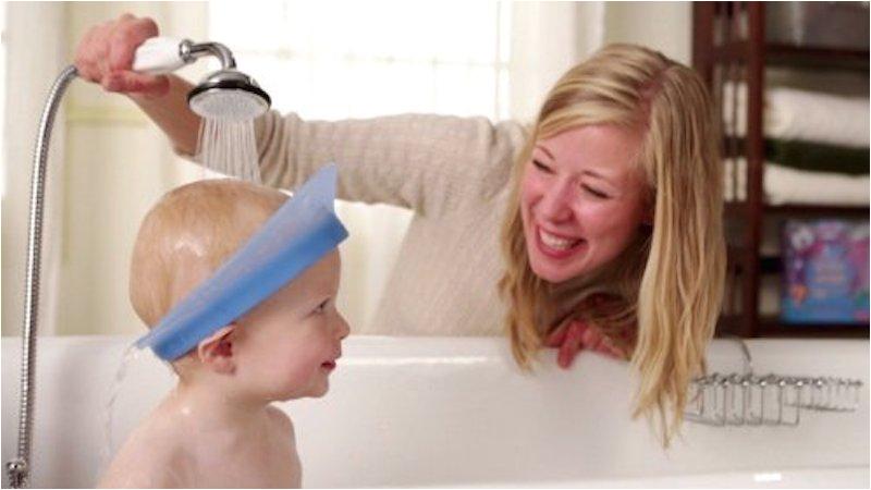 kair air cushioned bath visor keep shampoo childs eyes