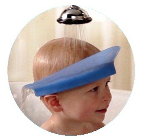 kair air cushioned bath visor blue