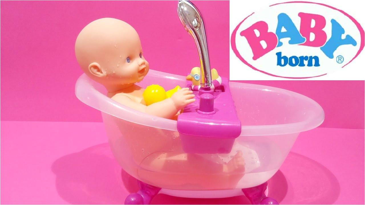 Baby Bathtub Vs Bathtub Baby Born Doll Lovely Doll Bath Tub Set Water Shower for