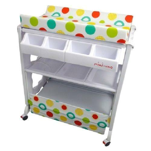 Baby Bathtub with Changing Table Baby Changing Table Unit