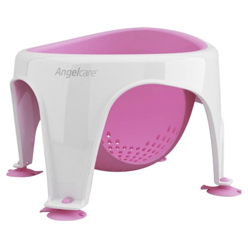 Baby Bathtubs and Bath Seats Buy Angelcare Baby Bath Seat Pink From Our Bath Seats