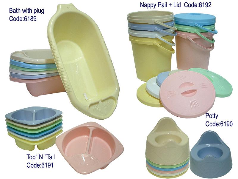 junior joy nursery bath set 1333