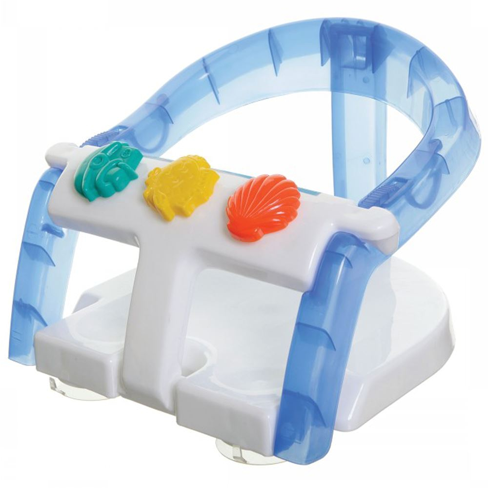 Baby Safety Seat for Bathtub Fold Away Bath Seat Baby toddler Bathroom Home Safety