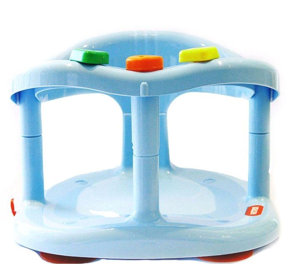 Baby Safety Seat for Bathtub New Keter Baby Bath Seat Safety Tub Ring Infant Bathtub