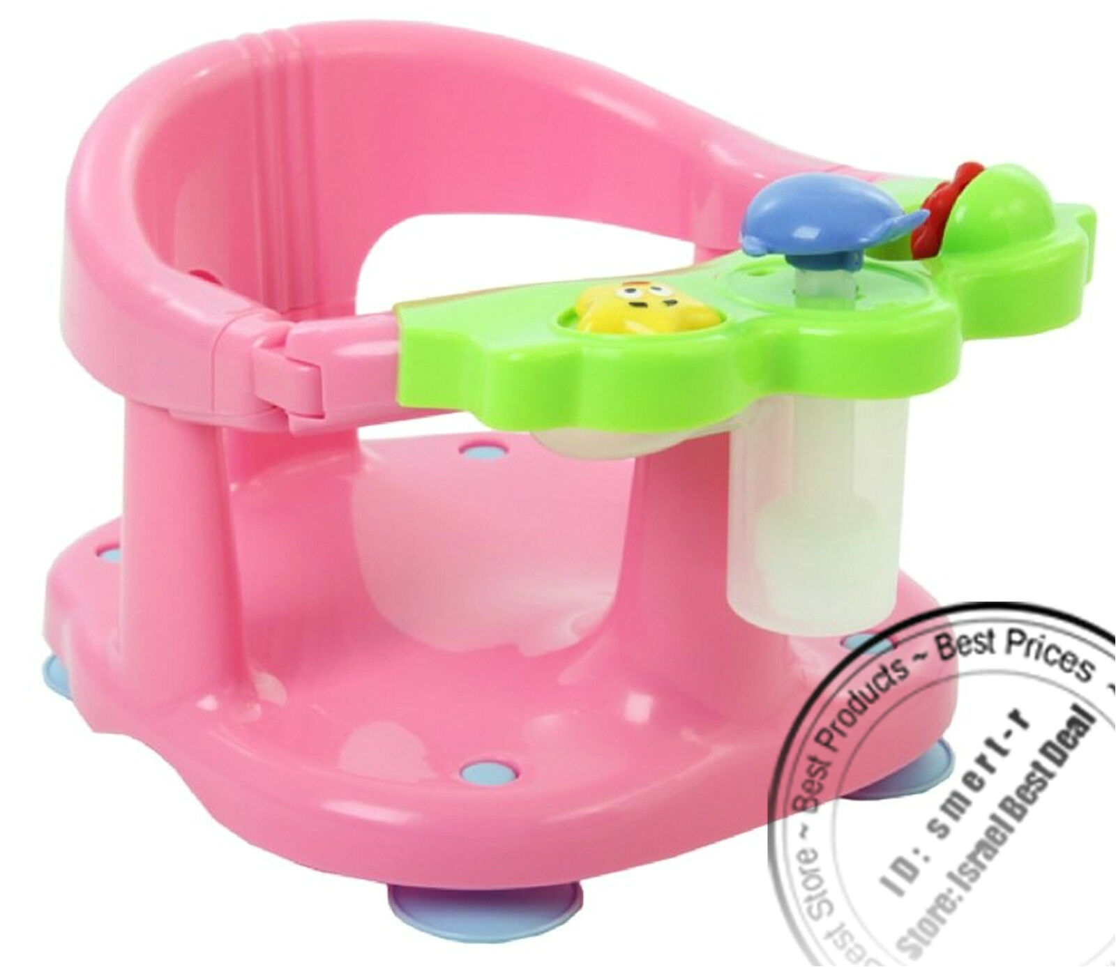 Baby Seat In Bathtub Baby Bath Ring Seat for Tub by Dream Me for Safe