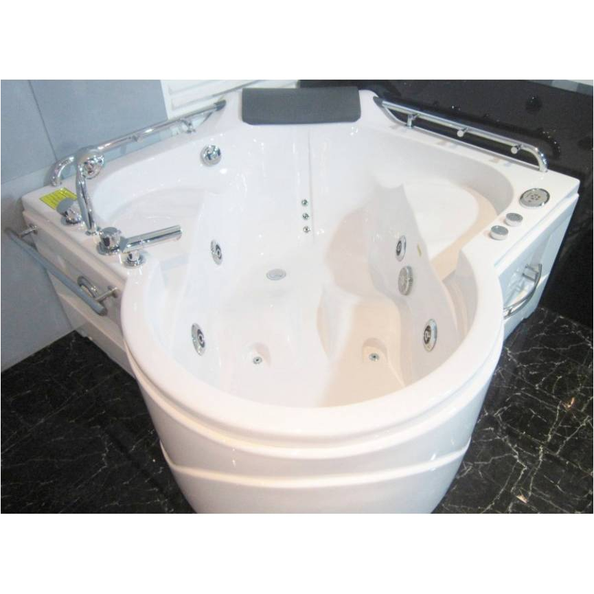 413 kea whirlpool corner tub