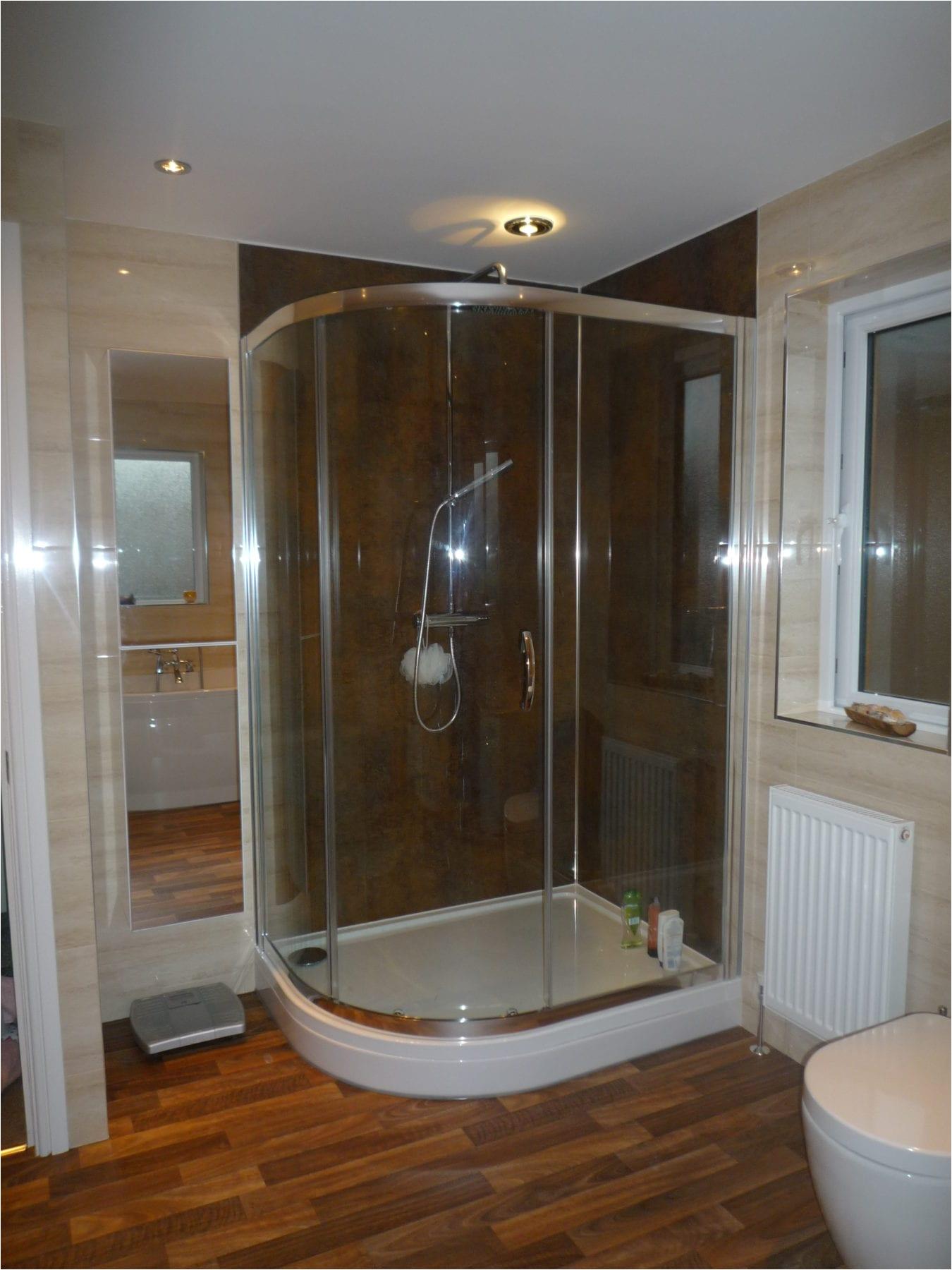 bathroom renovation pleted