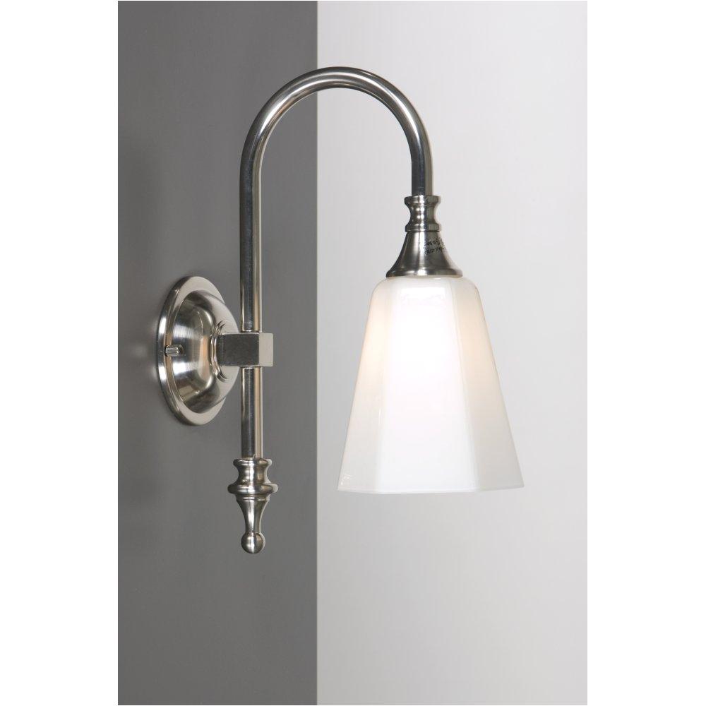 antwerp collection bath classic traditional satin nickel bathroom wall light p604