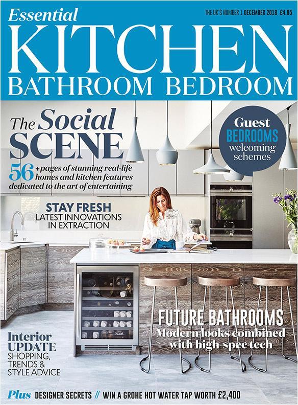 kitchen bathroom bedroom magazine