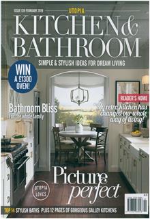 8886 Subscribe to UTOPIA KITCHENS BATHROOMS Magazine Subscription