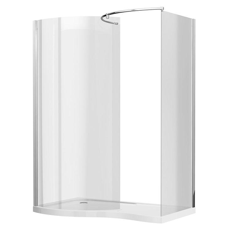 Bathrooms Newark Uk Newark Curved 1400 X 900mm Walk In Shower Enclosure Inc