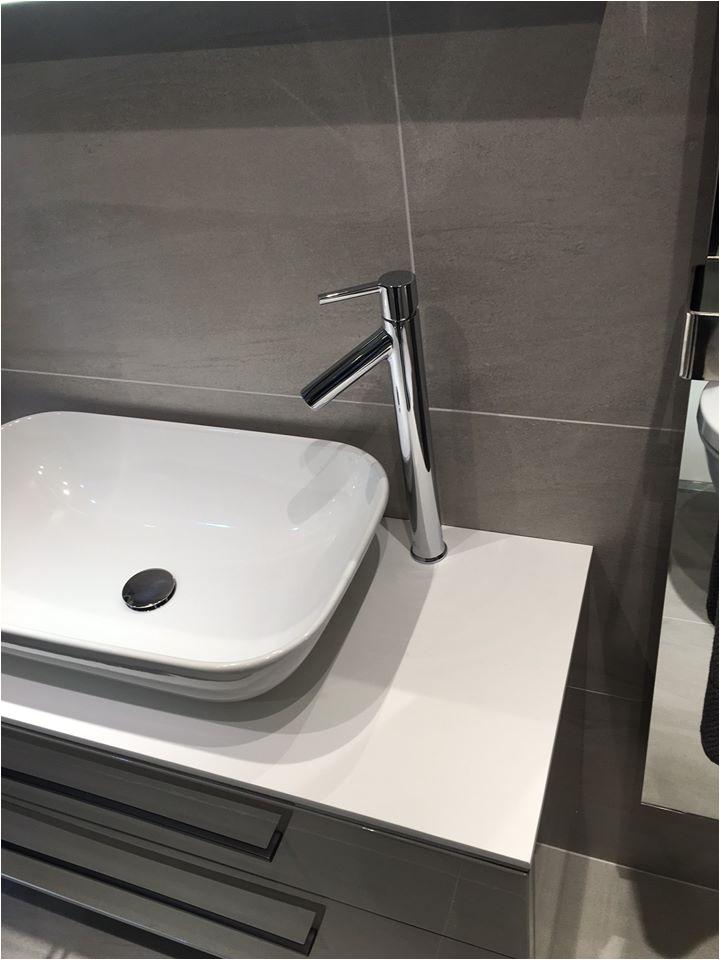 brand new display at atlas bathrooms warrington