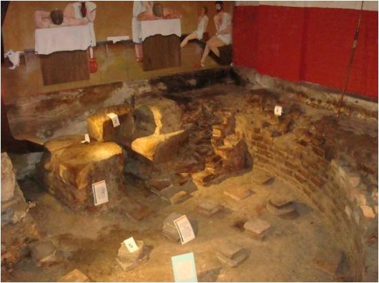 Hotel Review g d Reviews The Roman Bath Inn York North Yorkshire England