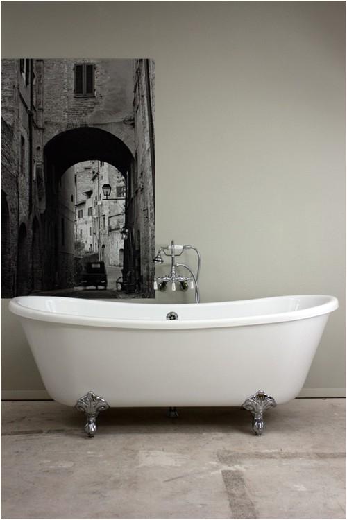 what do you think of an acrylic bath tub