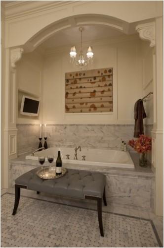 8 elegant bathtub alcoves