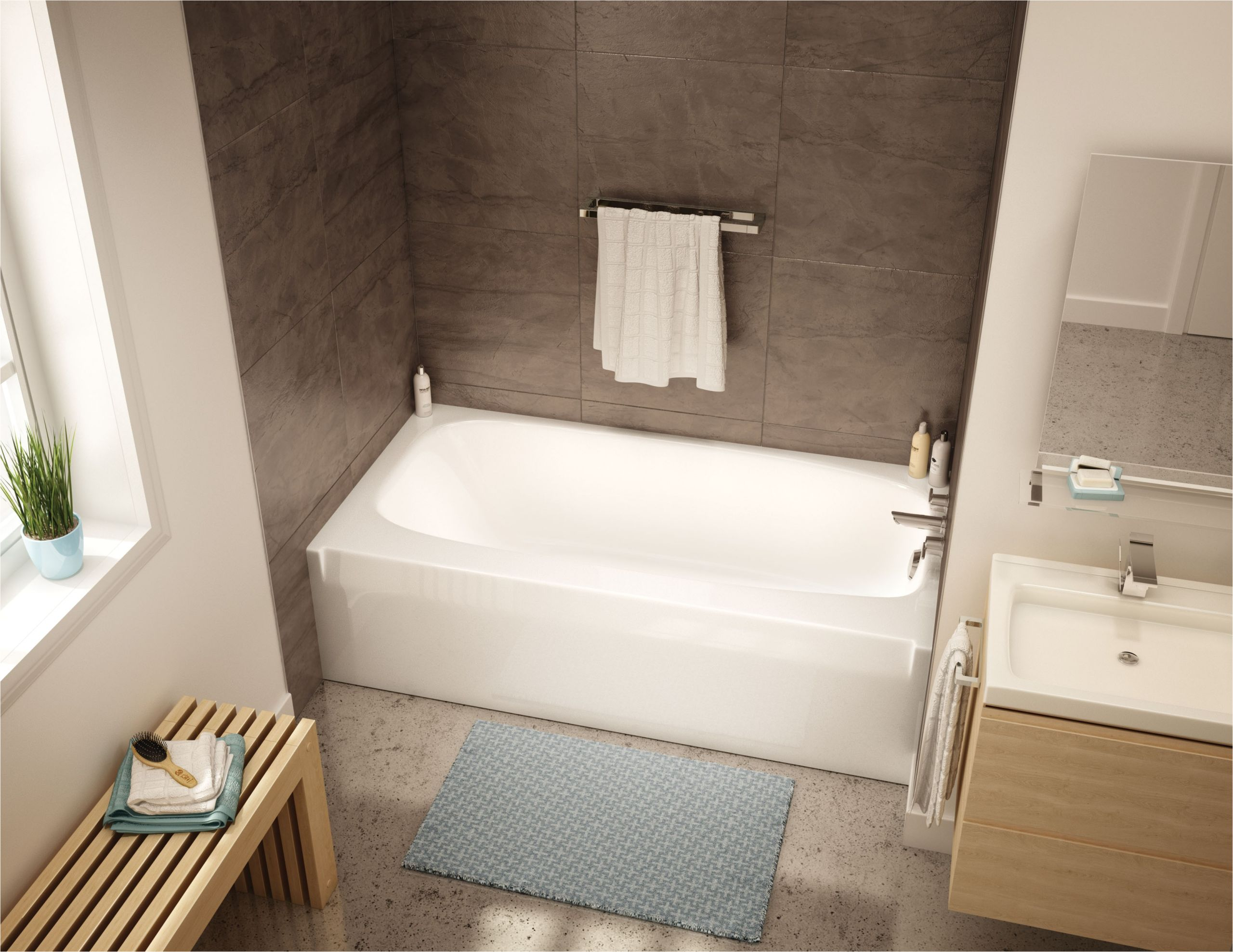 alcove bathtub ideas