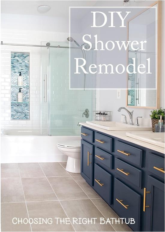 choosing best bathtub remodel