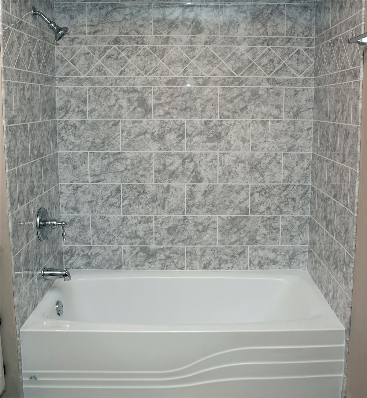 Bathtub Enclosure Panels Shower Surrounds north Texas Shower Wall Panels