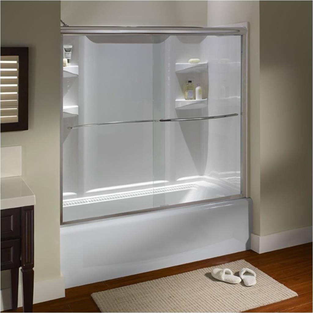 custom euro frameless sliding shower doors