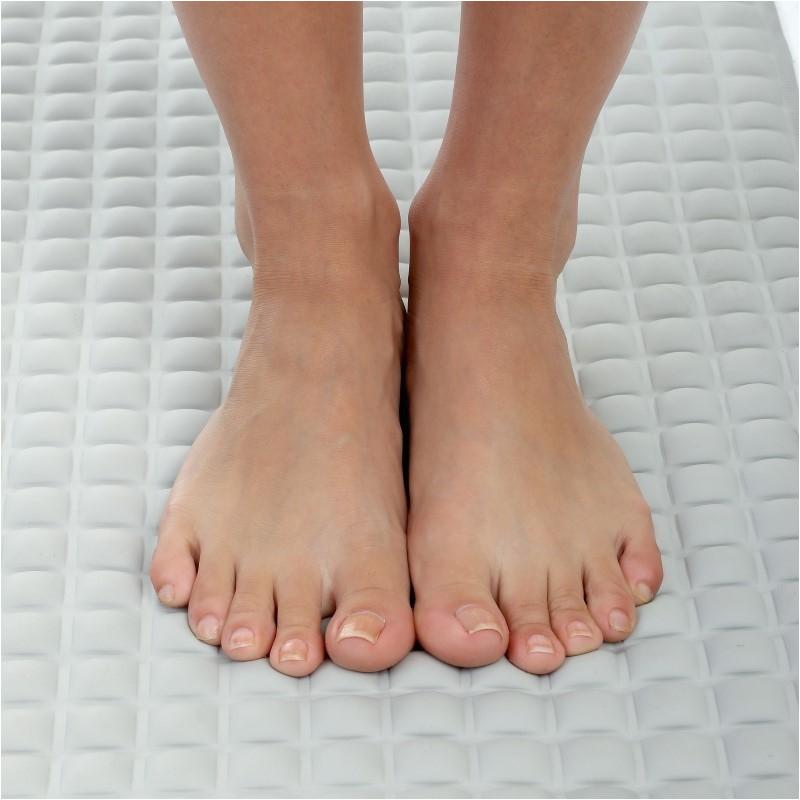 pillow top plus safety bath mat