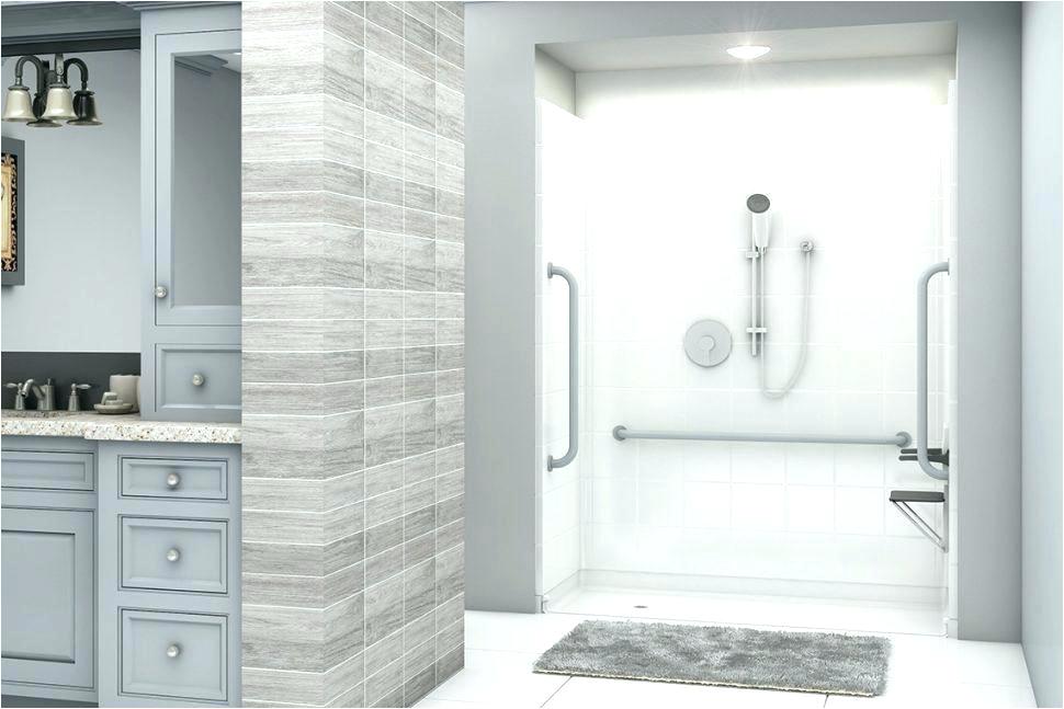 shower inserts menards
