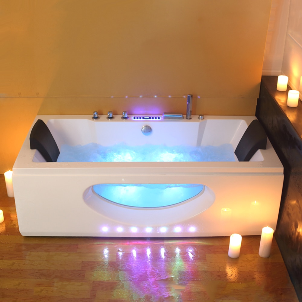 Bathtub Jacuzzi Pump 6132 1700mm Whirlpool Bath Piscine Shower Massage Bathtub