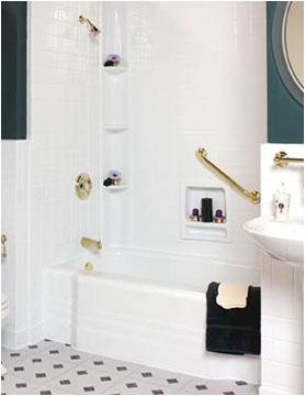Bathtub Liner Options Acrylic Bathtub Liners Shower Liners