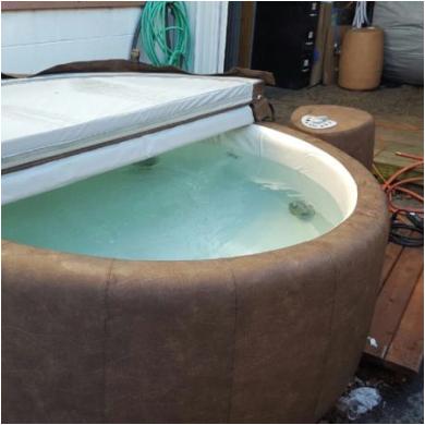 Bathtub Liners Cheap softub 300 soft Tub Jacuzzi Spa Pletely Refurbished