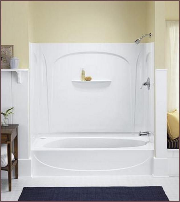 shower tub inserts