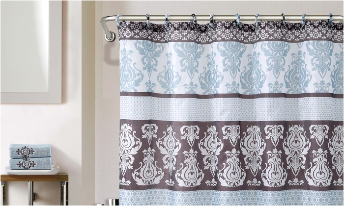 gg victoria classic shower curtain set