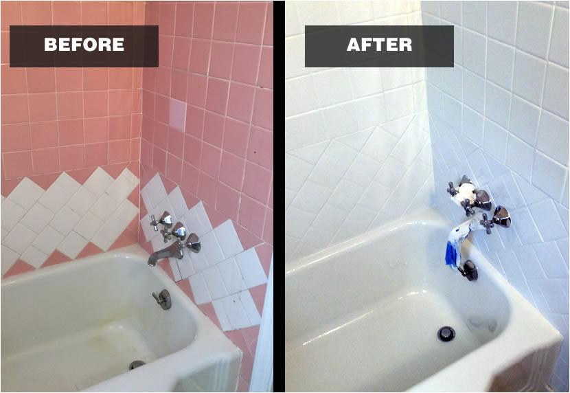 immense shower reglazing