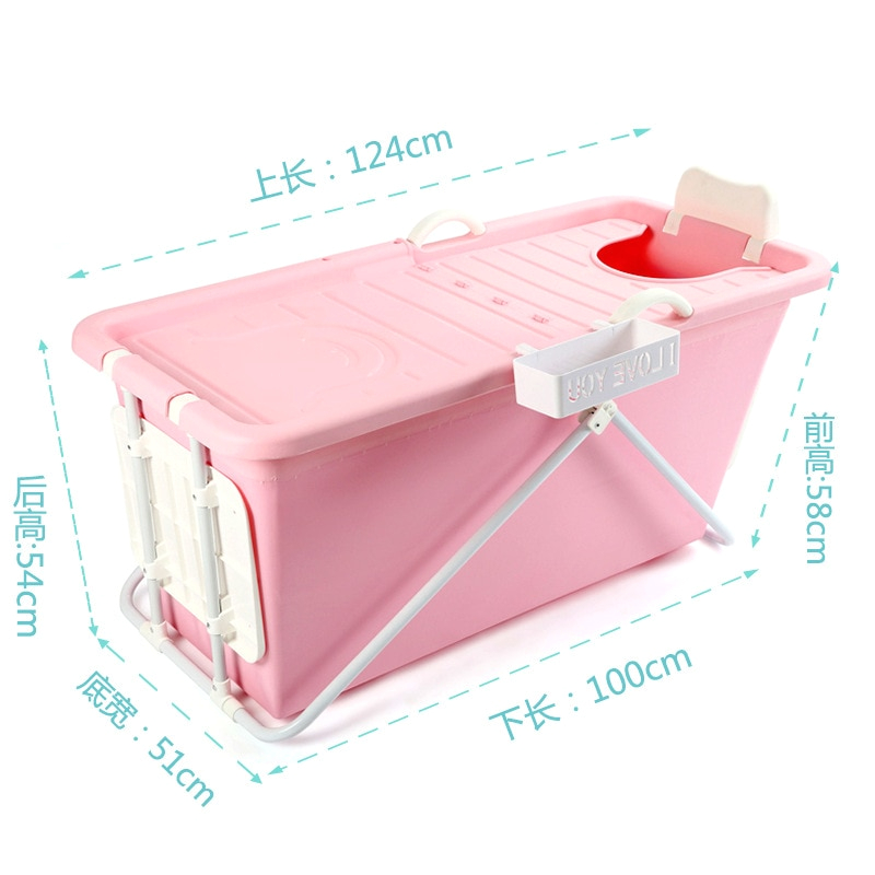 Bathtub Portable Dewasa Portable Bathtub Folding Adult Tub Life Changing Products