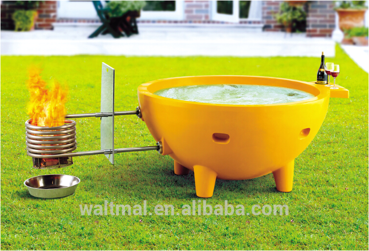 Plastic Portable Bathtub 2 4 Person