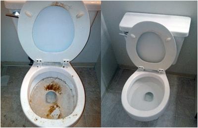 Toilet Reglazing
