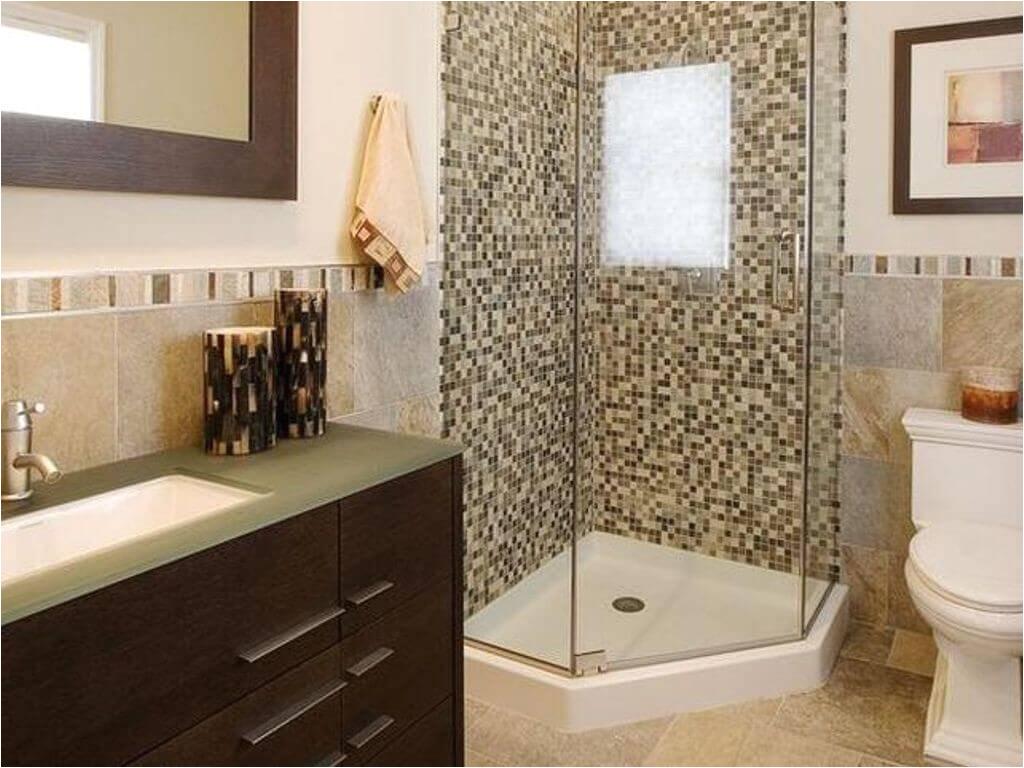 7 tile design tips for a small bathroom