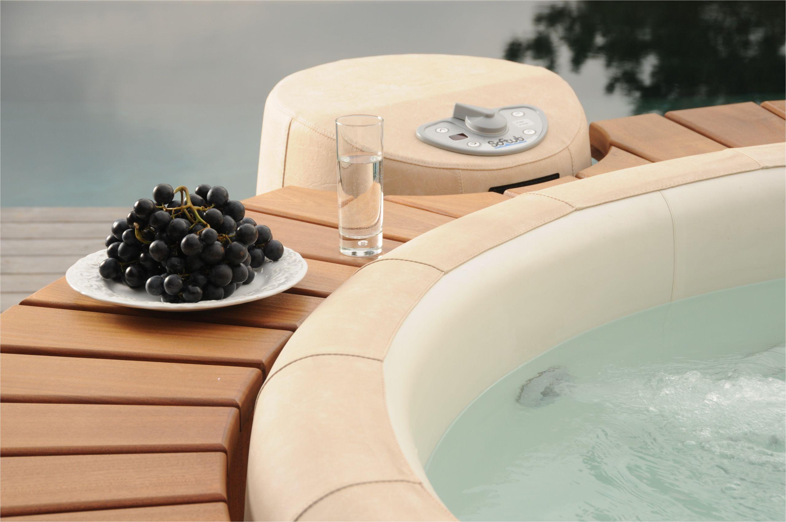Bathtub Surround Accessories softub T220 Wooden Surround Accessories Essentials