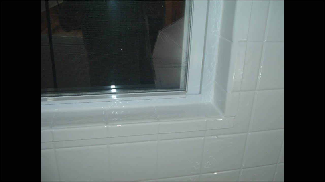 Bathtub Surround Edging Diy How to Trim Waterproof A Bathtub Window with A Glue Up
