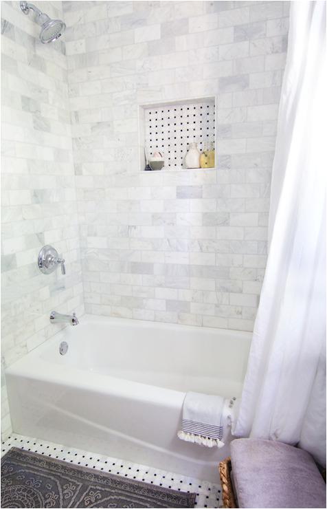 Bathtub Surround Faux Tile Drop In Tub Ideas Transitional Bathroom Emily Hollis