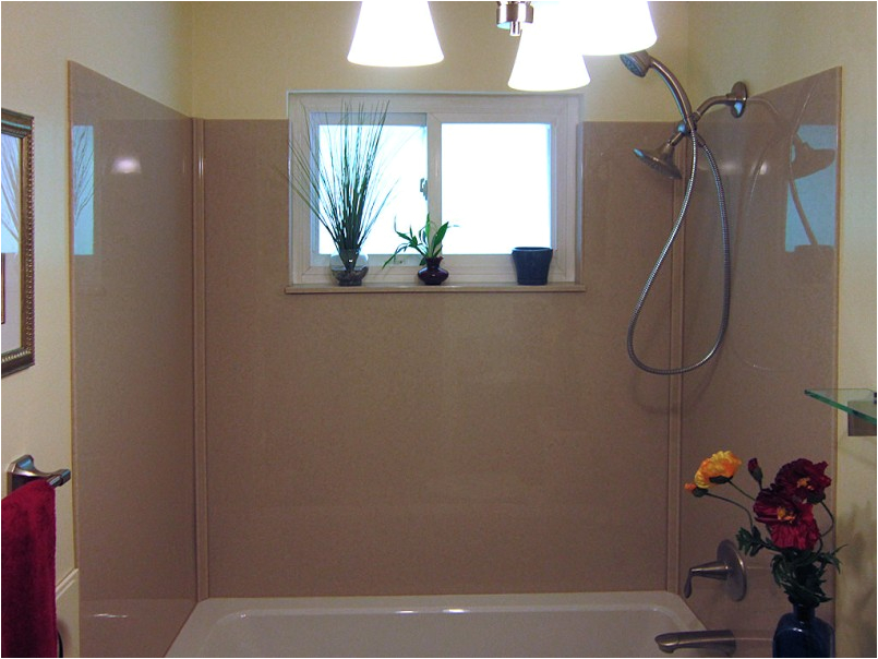 Bathtub Surround Kits Lowes Bathroom Installation Simple and Secure with Bathtub