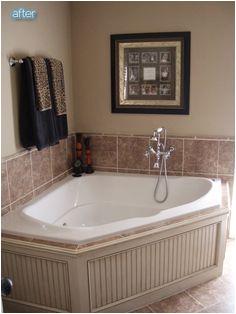 "Bathtub Surround Remodel Jacuzzi Esp6060wcl1hxa Almond 60"" X 60"" Espree Corner"