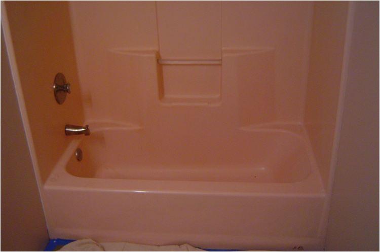 bathtubshower stall refinishing