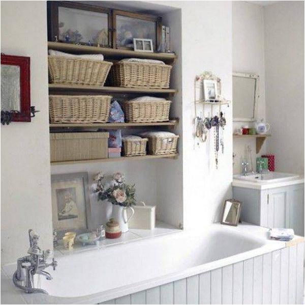 Bathtub Surround Storage Ideas 20 Neat and Functional Bathtub Surround Storage Ideas 2017