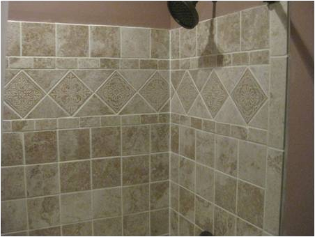 tub surround tile pattern ideas