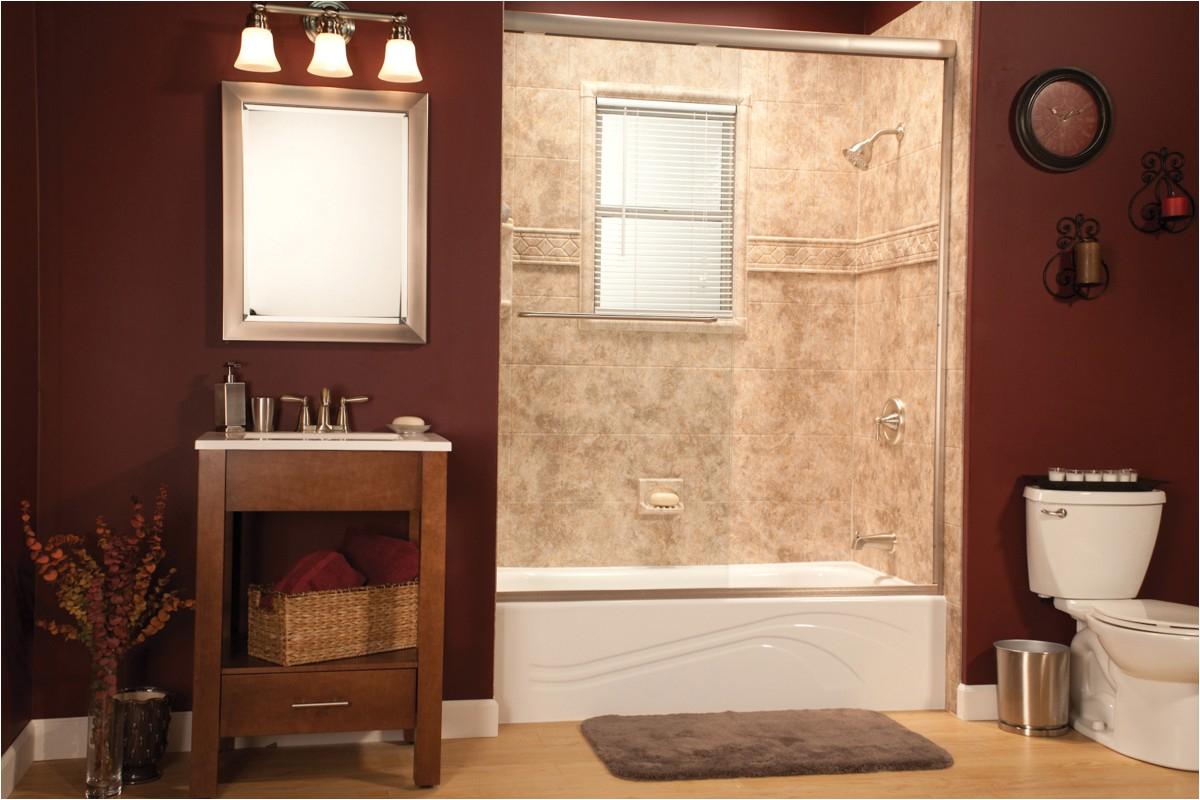 bath wall tub surrounds