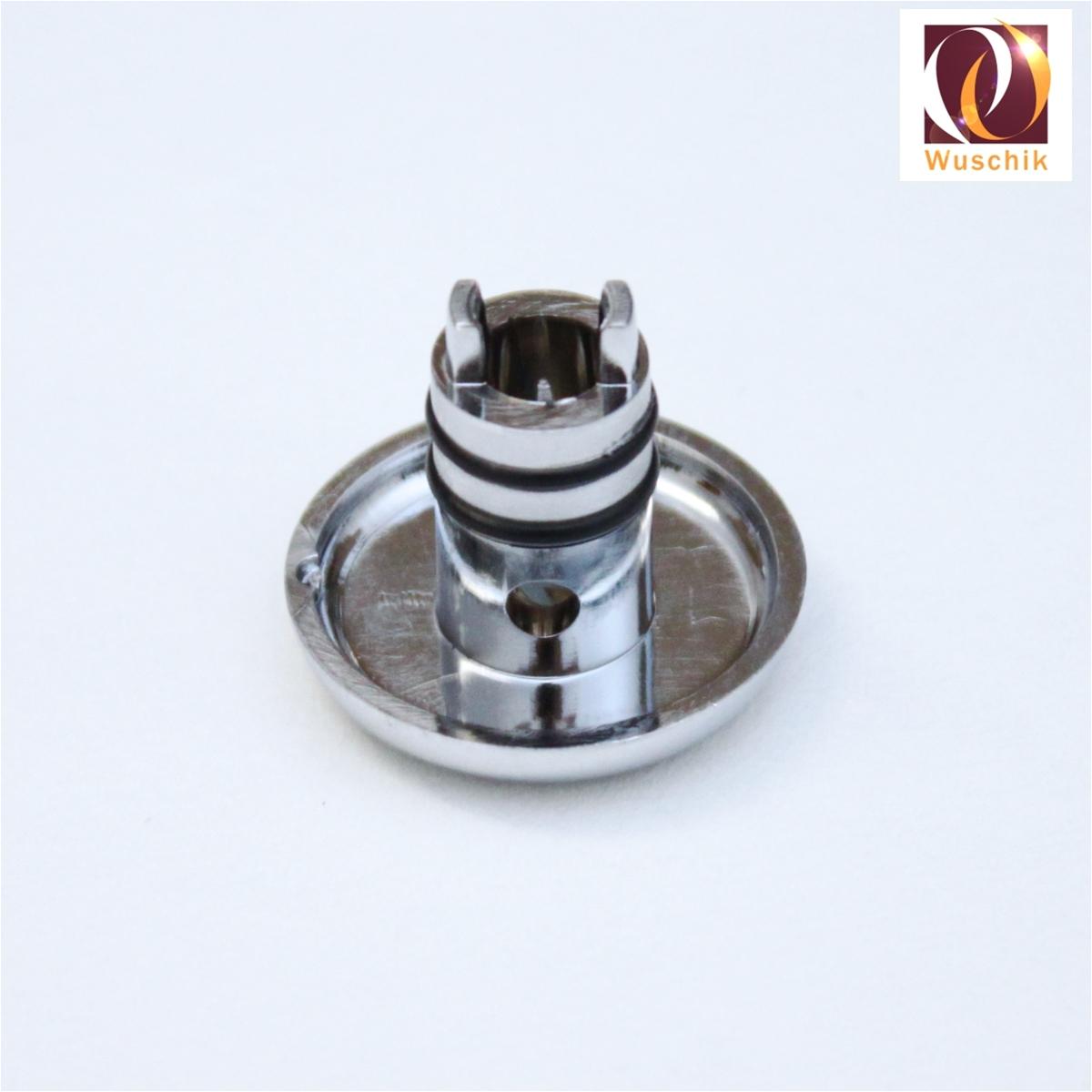 27 mm air buttom jet whirlpool bathtub cap replacement chrome