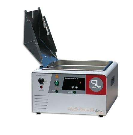 wht6m shel lab high temperature boiling water bath 6 liter capacity 120v