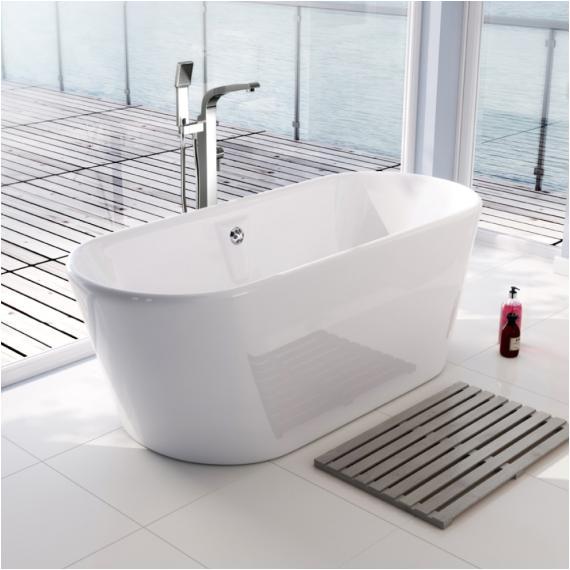 pura essence 1500mm freestanding bath